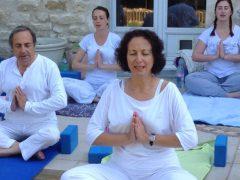Yoga Terrasse